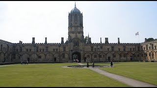 Download Oxford University Campus Tour - UK Video