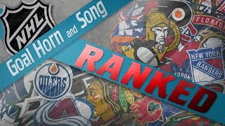 Download NHL Goal Horn and Song Fan Rankings! (2016-17) Video