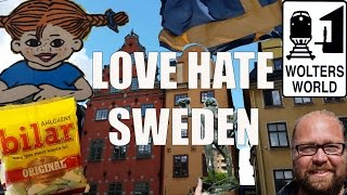 Download Visit Sweden - 5 Things You Will Love & Hate about Sweden Video