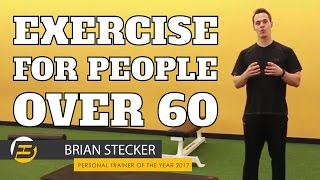 Download Exercise for People Over 60 - Your Exercise Routine Video