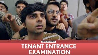Download FilterCopy | TEE - Tenant Entrance Examination (Sketch) | Ft. Veer Rajwant Singh, Akash Deep Arora Video