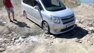 Download Выезжаем с меганома, крым, Toyota Noah Video