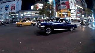 Download Hopping lowrider in Shibuya Video
