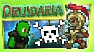 Download Terraria #8 - Duncan Finishes His Ziggurat Video