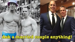 Download Ask me and my husband of 15 years anything - bodybuilding, relationships, whatever. Video