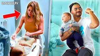 Download 24 horas siendo papás | Kim Shantal y Malcriado Video