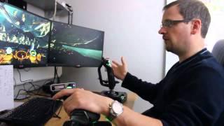 Download Elite Dangerous - Saitek vs CH HOTAS Setup Video
