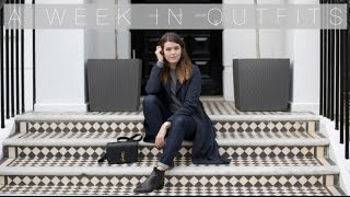 Download A Week In Outfits | The Anna Edit Video