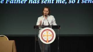 Download Clergy-Laity 2016: Jonathan Jackson: The Mystery of Art - Becoming An Artist in the Image of God Video