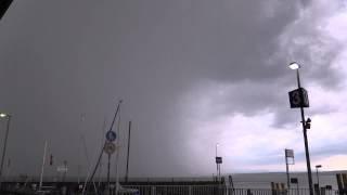 Download Kräftige Gewitter am Bodensee - 25.05.2014 Video