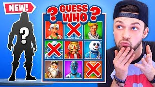 Download *NEW* Fortnite skin GUESS WHO! Video