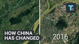 Download Time Lapse Of How Much China Has Changed Video