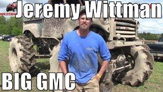 Download Jeremy Wittman With His Mega GMC At Walton's Mud Bog 2018 Video