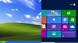 Download Upgrade Windows XP To Windows 8 [Tutorial] Video