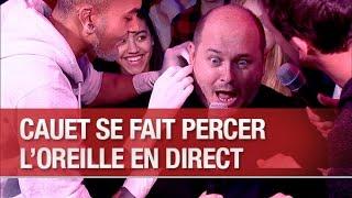 Download Cauet se fait percer l'oreille en direct - C'Cauet sur NRJ Video