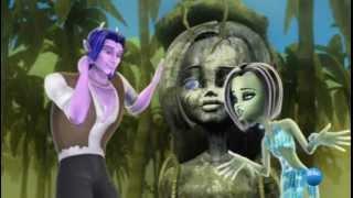 Download Monster High Especial III- Espantada de Isla Calavera Video