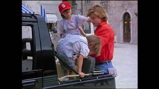 Download Young Brad Pitt / scene with kids Video