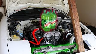 Download We Tried Mountain Dew Instead Of Coolant Video