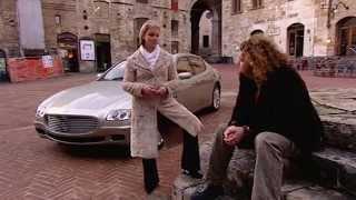Download Maserati Quattroporte: Vicki Butler Henderson & Tom Ford's review. 2004 Video
