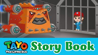 Download Tayo's Story Book l Tayo in the universe l Tayo the Little Bus Video