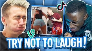 Download SIDEMEN TRY NOT TO LAUGH! (IMPOSSIBLE) Video