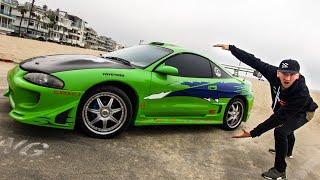 Download MY FRIEND BOUGHT PAUL WALKER'S FAST & FURIOUS ECLIPSE! Video