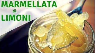 Download MARMELLATA DI LIMONI FATTA IN CASA DA BENEDETTA - Homemade Lemon Marmalade Recipe Video