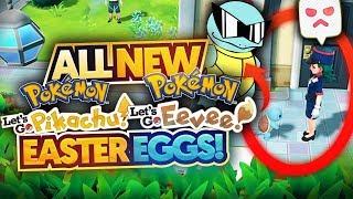 Download NEW Pokemon Let's Go, Pikachu! Let's Go, Eevee! Trailer: Easter Eggs, Things Missed and Breakdown Video