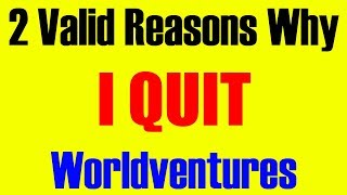 Download 2 Valid Reasons Why I Quit Worldventures Dreamtrips Biz Video