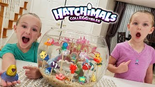 Download Magic Mermaid Pendant Found Turns Madison into Real Life Mermaid With Hatchimals Mermal Magic Toys! Video
