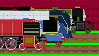 Download Thomas and Friends Animated Song (Let's Have A Race) (VISION 2) Video