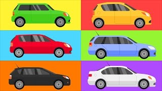 Download CARS for Kids. Learn COLORS for Kids Video