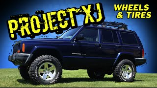 Download Project XJ: Wheels and Tires (Quadratec Moab, and Mickey Thompson Baja MTZ) Video
