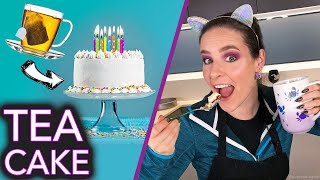 Download Baking a Cake with TEA (no nail polish) Video