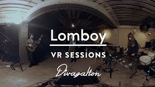 Download Lomboy @ Divagation - Dreams are all the game (Live 360°) by ″VR Sessions″ Video