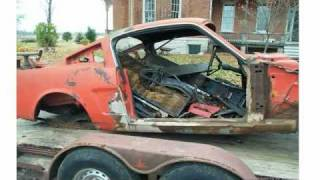 Download 65 Mustang Fastback Restoration Project Video