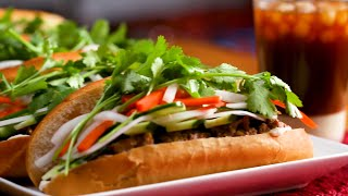 Download Grilled Lemongrass Pork Bánh Mì As Made By Su •Tasty Video