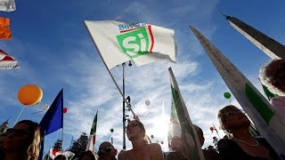 Download Italian vote could amend post-war constitution Video