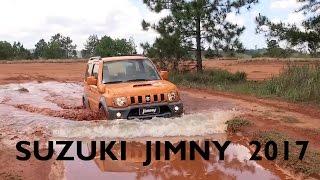 Download Suzuki Jimny 2017 é pura valentia em qualquer terreno Video