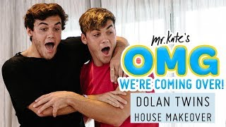 Download Dolan Twins House Makeover! | OMG We're Coming Over Video