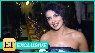 Download Priyanka Chopra Shares How Nick Jonas Made the First Move (Exclusive) Video