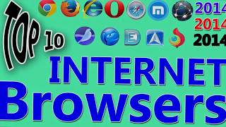 Download Top 10 Best Internet Web Browsers - 2014 Video