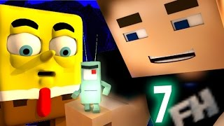 Download SPONGEBOB IN MINECRAFT 7 (Minecraft Animation) Video