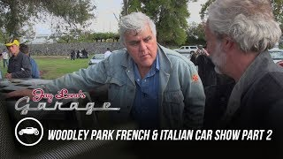 Download Woodley Park French and Italian Car Show, Part 2 - Jay Leno's Garage Video