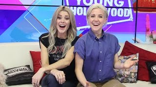 Download What Grace Helbig & Hannah Hart Will Never Post Online Video