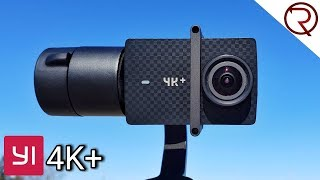 Download The True GoPro Killer - YI 4K+ Review - 4K 60FPS Video