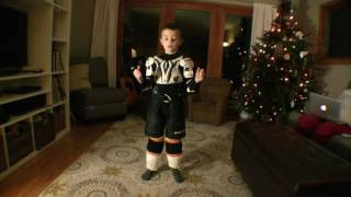 Download Getting Ready for Hockey with Cooper Video