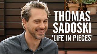 Download 'Life in Pieces' Star Thomas Sadoski Wants to Make Barbra Streisand Documentary Video