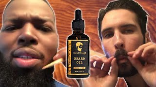 Download Guys Try Out Beard Care For A Week Video