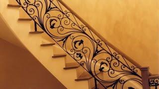 Download 48 TERBAIK... Desain Tangga Railing-Balkon Classic | Ralling Klasik Tempa Video